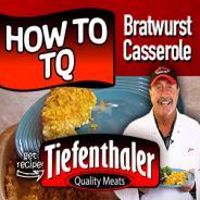 Bratwurst Casserole