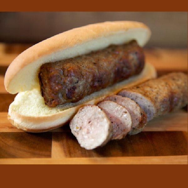Skinless Bratwurst